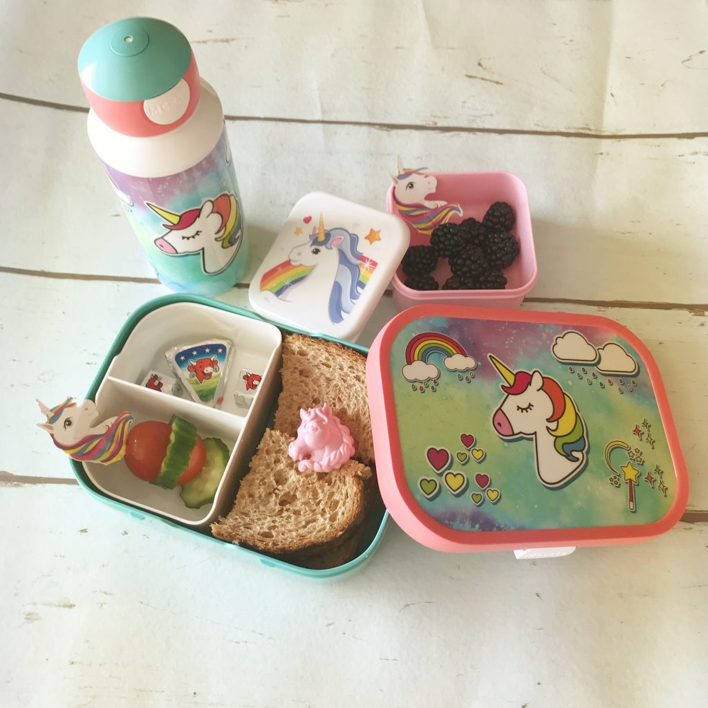 My mepal unicorn eenhoorn lunch week 34 maandag