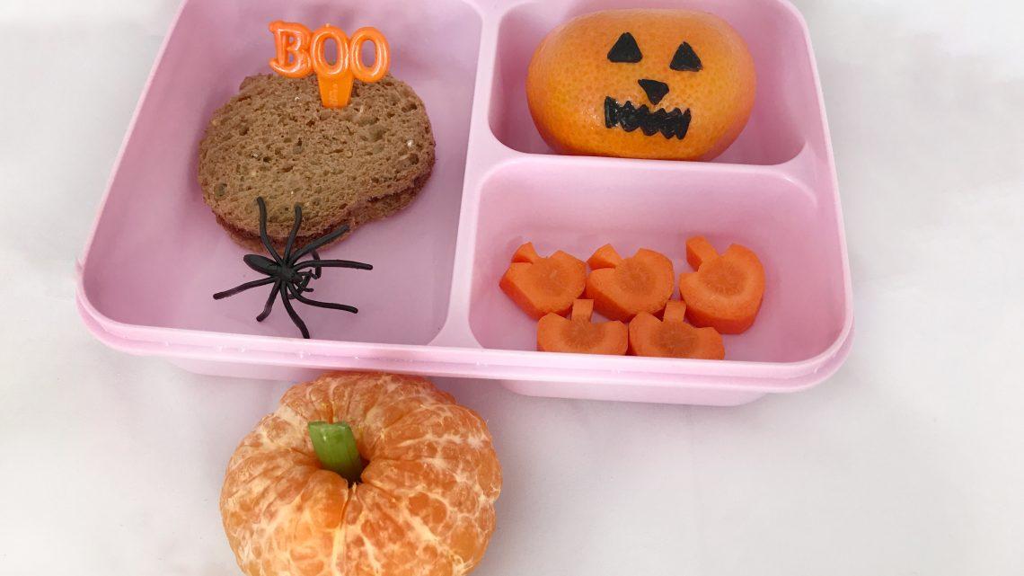 5 Tips voor een leuke Halloween lunch