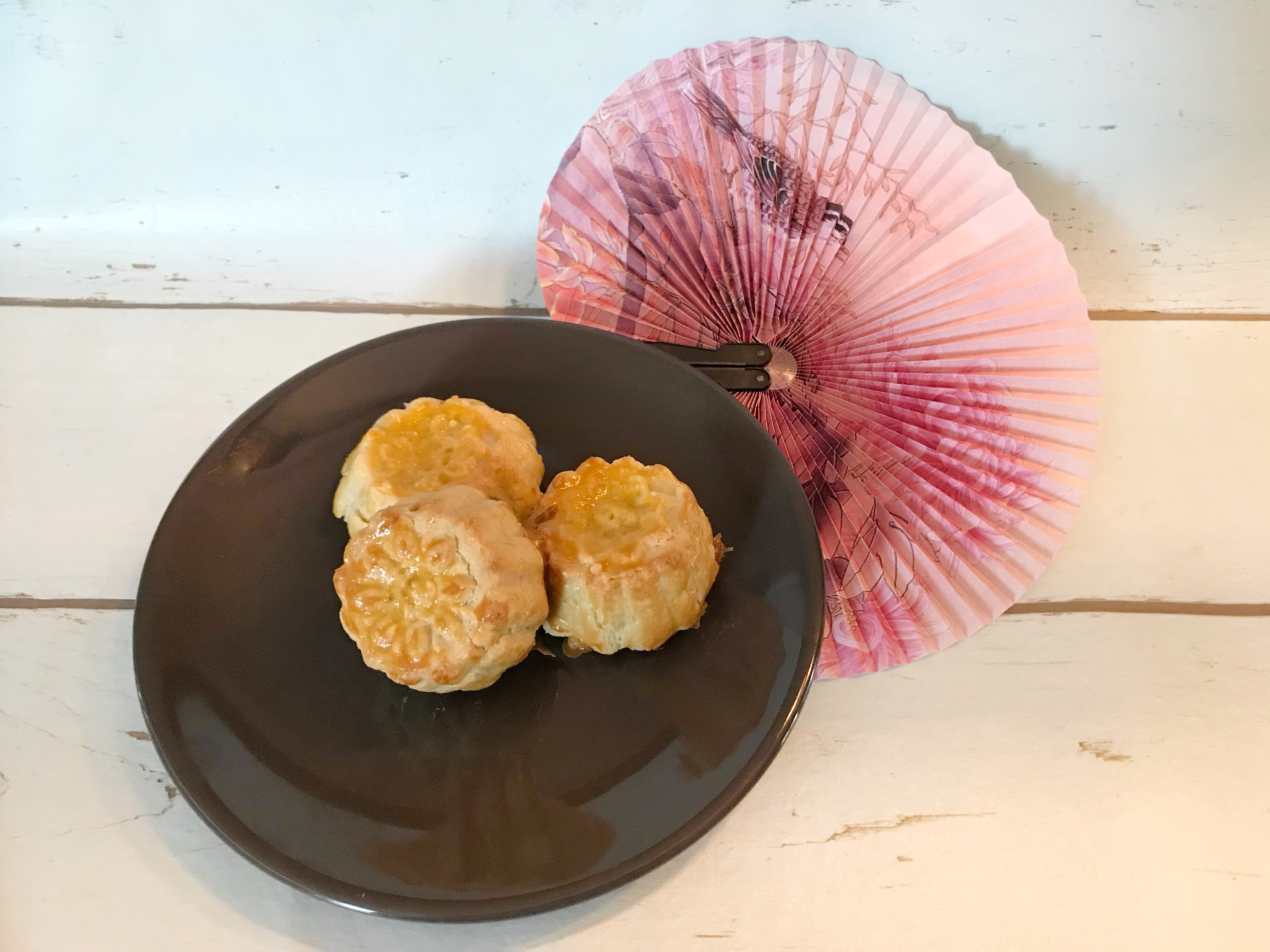 Internationaal bakken: Chinese Mooncakes