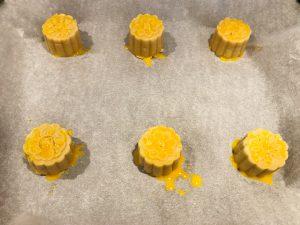 Internationaal bakken: Chinese Mooncakes - bakplaat