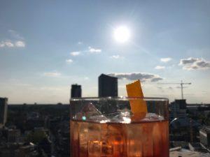 Sbagliato Cocktail Vane Skybar