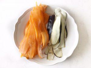 Handige hapjes groententornado's groenten