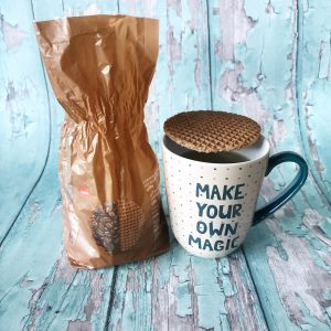 Hema Stroopwafel Koffie