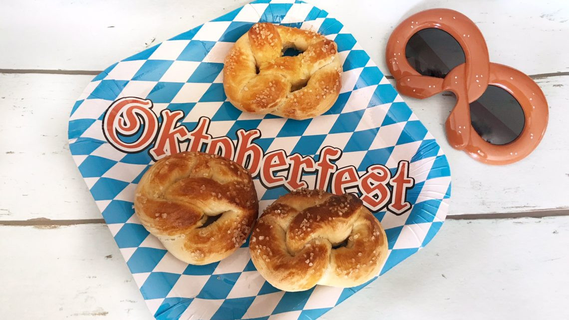 Internationaal bakken: Oktoberfest