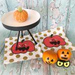 Handige hapjes - halloween snack - pompoen