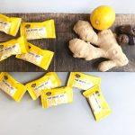 Review JouwBox Ralph Moorman - Bite & Smile Lemon Ginger