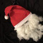 DIY kerstmannen krans - kerstmannenkrans