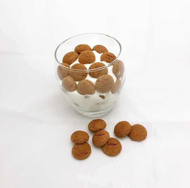 Handige hapjes Sintleftovers - kruidnotentrifle