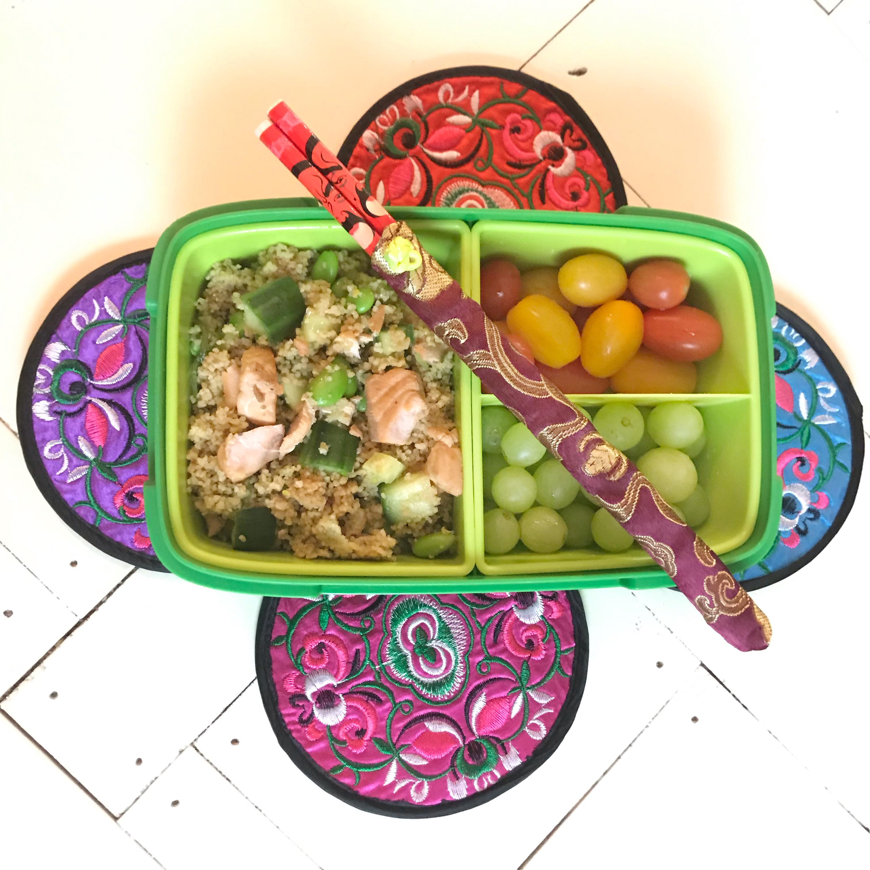 Weekoverzicht lunch week 3 - Donderdag
