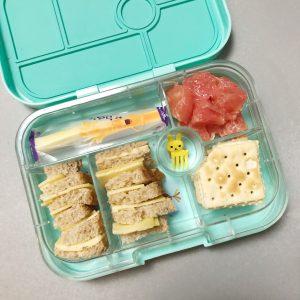 Bento lunchbox woensdag