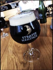 halve maan brouwerij - straffe hendrik