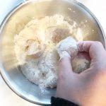 Kipnuggets tortillachips - bloem