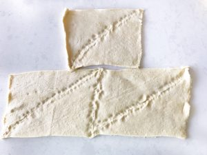 Gemakkelijk recept paasbrunch - croissantdeeg