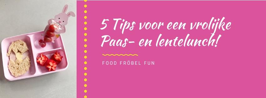 5 Tips voor een vrolijke paas en lente bento lunch