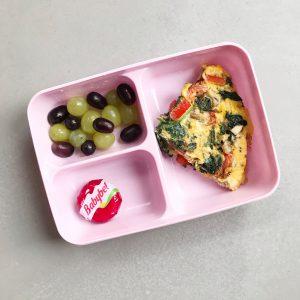Weekoverzicht lunch week 15 - vrijdag