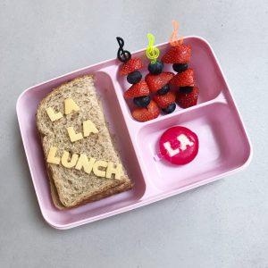 Weekoverzicht lunch week 15 - Dinsdag