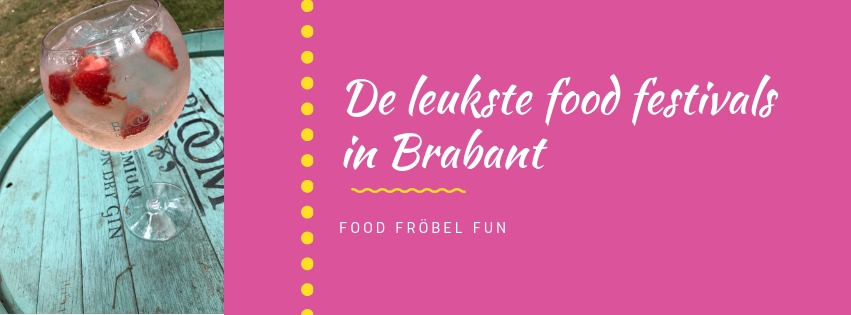 Food festivals in Brabant