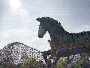 Toverland paard van troje