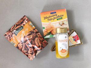 handige hapjes pecanplaatjes ingredienten