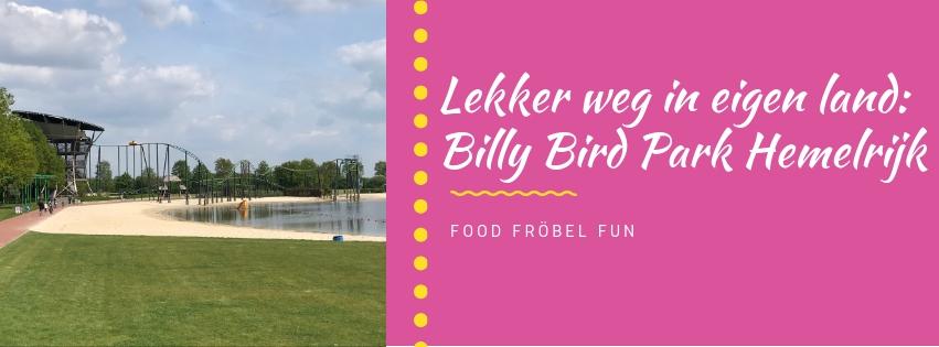 Lekker weg in eigen land: Billy Bird Park Hemelrijk