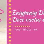 diy deco cactus flamingo