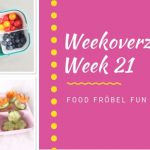 weekoverzicht lunch bento week 21