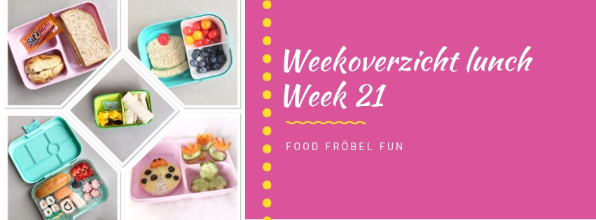 Weekoverzicht lunch week 21