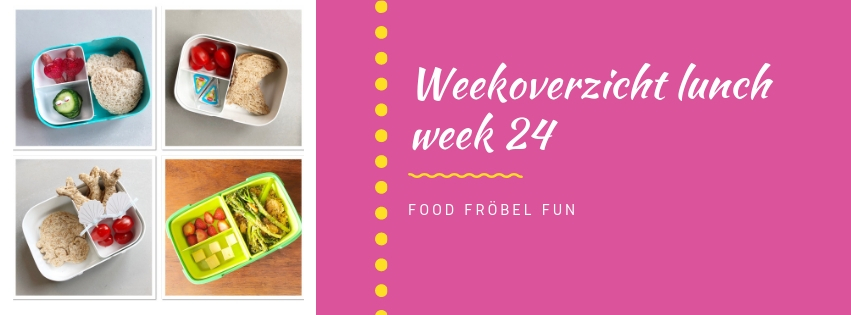 Weekoverzicht lunch week 24