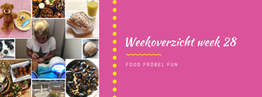 Weekoverzicht week 28