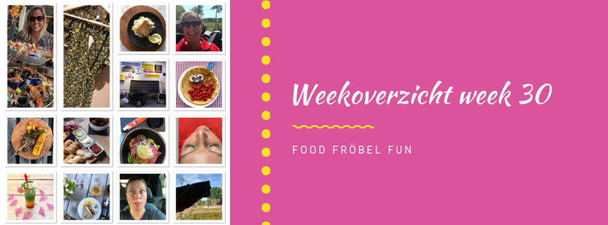 Weekoverzicht week 30