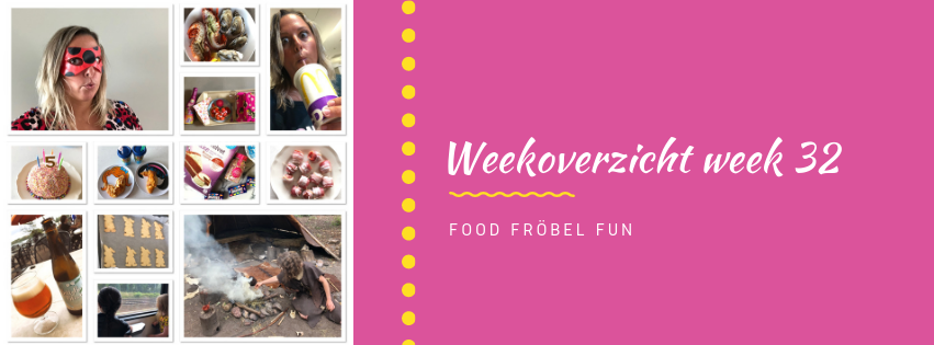 Weekoverzicht week 32
