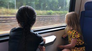 stad trein