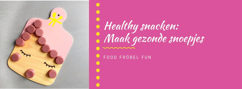 Healthy snacken: maak je eigen gezonde snoepjes