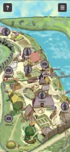 tijdkijkerapp prehistorisch dorp