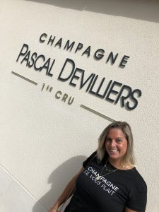 champagne proeven