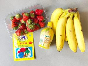 gezonde snoepjes maken - fruit