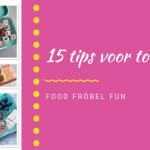 15 tips voor leuke lunches bento