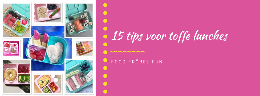 15 tips voor toffe lunches