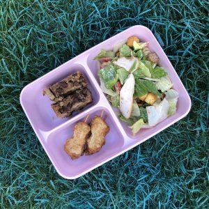 Weekoverzicht lunch week 39 - dinsdag