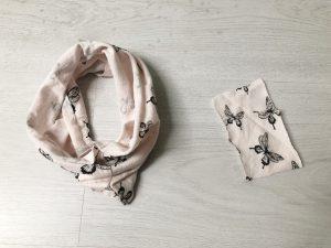 haarband van shirt maken - band maken