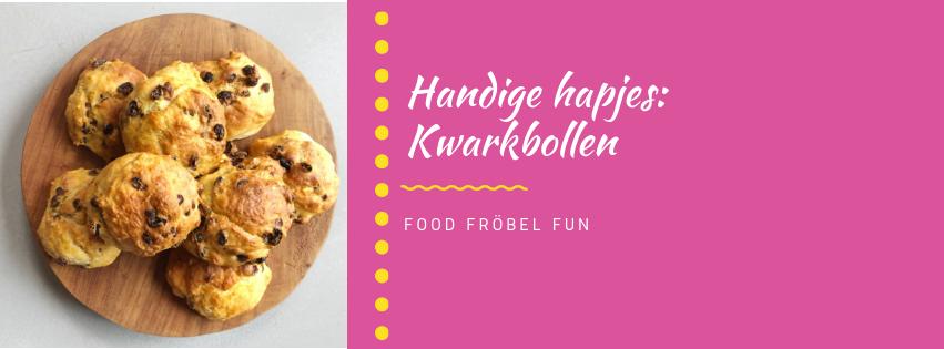 Handige hapjes: Kwarkbollen, proteïnerijke hapjes voor in de lunchbox