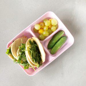 Weekoverzicht lunch week 39 - maandag