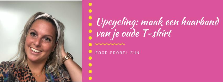 Upcycling: Maak een haarband van een oud T-shirt