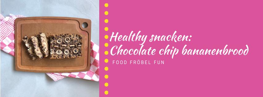 Handige hapjes: Chocolate Chip bananenbrood