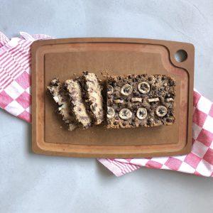 chocolate chip bananenbrood