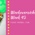 weekoverzicht lunch week 43
