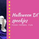 halloween spookje knutselen diy