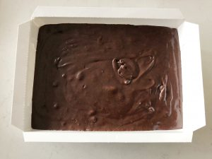 spooky brownie bakmix dr oetker