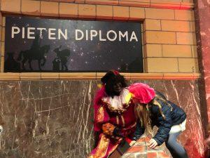 Sinterklaashuis Eindhoven - daken klimmen