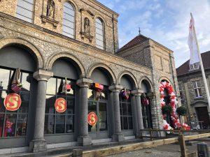 Sinterklaashuis Eindhoven - entree